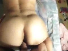 Younger guy fucking mature girl from the back