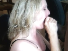 Mature I'd like to fuck sucks BBC for hubby