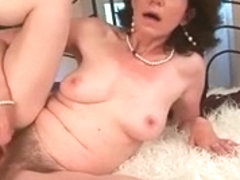 Brunette Mature Have Nice Hairy Muff