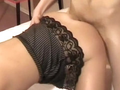 Horny Homemade movie with Threesome, Bisexual scenes