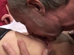 Crazy pornstar Tanya Cox in incredible lingerie, big tits xxx clip