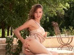 Hottest pornstar in amazing solo, masturbation sex clip