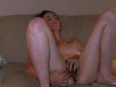 Best pornstar in Hottest Masturbation, Brunette xxx scene