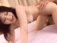 Hottest Japanese chick Saki Tsuji in Exotic Foot Fetish, Fetish JAV clip