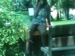 wife seduce in the park part 5