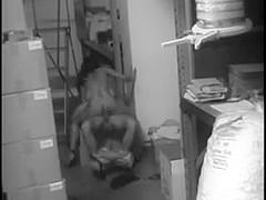 secretary in warehouse -bymonique