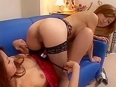 Japanese Lesbian 28