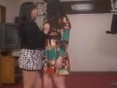 2 Mature BBW At The Onsen (censored)