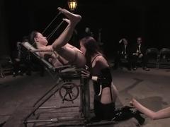 Racy group punishment