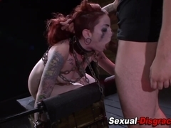 Sub in chains throats master