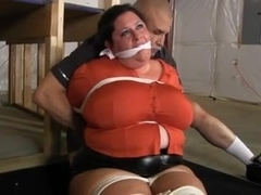 Neighbor Joy in bondage