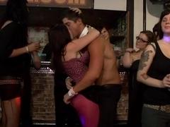 Errotic orgy pleasuring