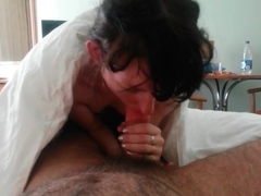 Hardcore sex in the morning