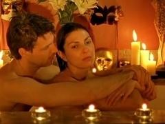 Gina Bellman,Charis Waudby,Christina Estrada in Married/Unmarried (2001)