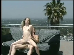 Alana Evans - Great outdoor Sex