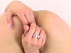 Oozing wet vaginal nectar