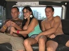 Explicit pussy fucking sensation