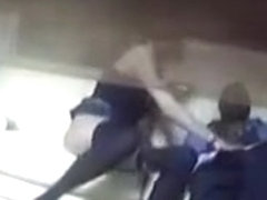Cheating wife gets caught on camera with lover.