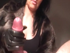 I found this leather video on the web