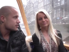 Dutch prostitute licking