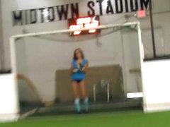 Soccer mom Breanne Benson is ready for a blowjob