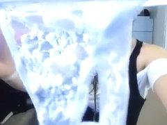 Exotic Homemade movie with Solo, Panties and Bikini scenes