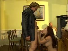 Fabulous pornstar Leya Falcon in crazy redhead, squirting sex scene