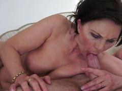 Fabulous pornstar in Hottest Cunnilingus, Facial sex movie