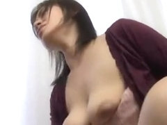 Japanese AV model is a hard fucking mature chick