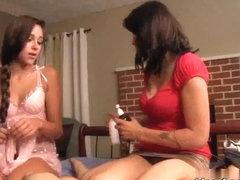 TabooHandjobs: Zoey Holloway & Zoey Foxx
