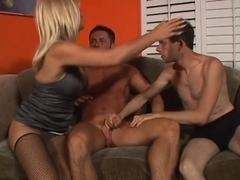 Male+Male+Female Bi-Sexual Threesomes 71