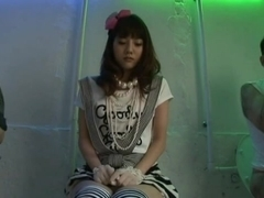 Rei Mizuna Japanese doll gets some crazy sex action