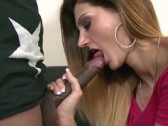 Crazy pornstar in Horny Big Cocks, Brunette porn video