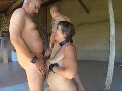 Cock riding Slut