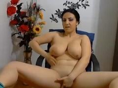 Big Tits nice Turkish Pussy