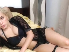 fitslimshyfamous amateur record on 05/17/15 00:30 from Chaturbate