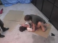 Top sharking video with japanese men fucking a wet yoni