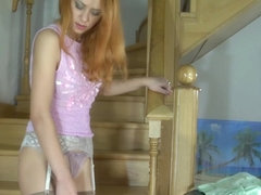 LacyNylons Clip: Salome