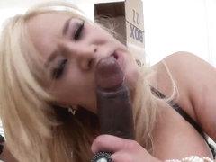 Sean Michaels fucks busty blonde Shyla Stylez