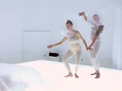 Naked on Stage 108 Fabritia D'Intino Deva Alpha Performance 3