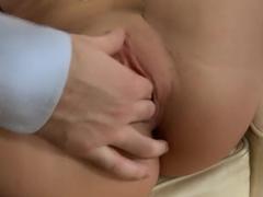 Hottest pornstar Nesti Shy in fabulous college, facial adult clip