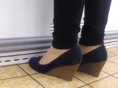Public Feet Cam 10-14