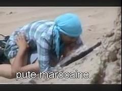 moroccan beach