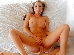 Dillion Harper in Giant Toy, Giant Cock - Tiny4K Video