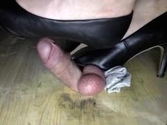 Cock And Balls Trampling And Handjob