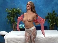Massage girl Cadence