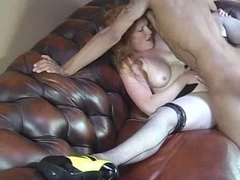 Freckled Redhead Daisy Receives Some BBC