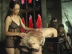 lesbo bondman flogging