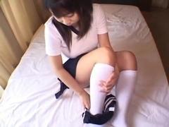 Japanese school girl Emi 05