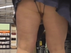 Crotchless panties - shopping again